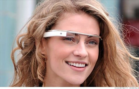 ¿Cómo funcionan las Google Glass? Un ingeniero describe su interface actual